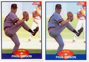 1989 score paul gibson corrected and error