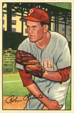 1952 bowman robin roberts