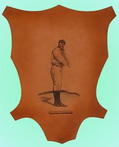 L1 Leathers Ty Cobb