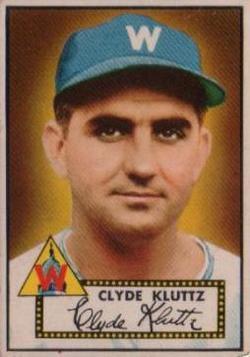 Clyde Kluttz